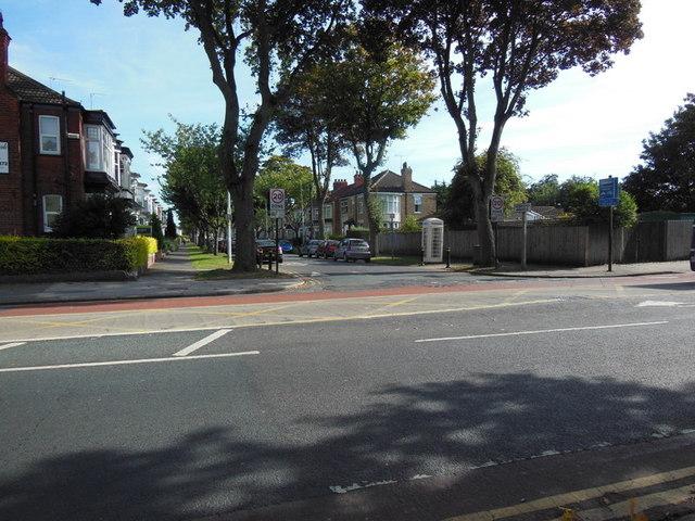 Desmond Avenue off Beverley Road, Hull