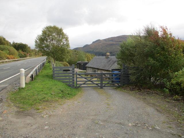 Entrance to Rubha na Magach