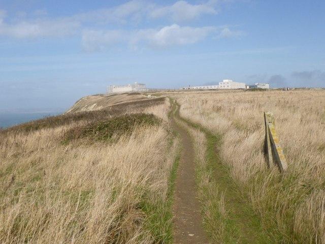 Portland Coast Path