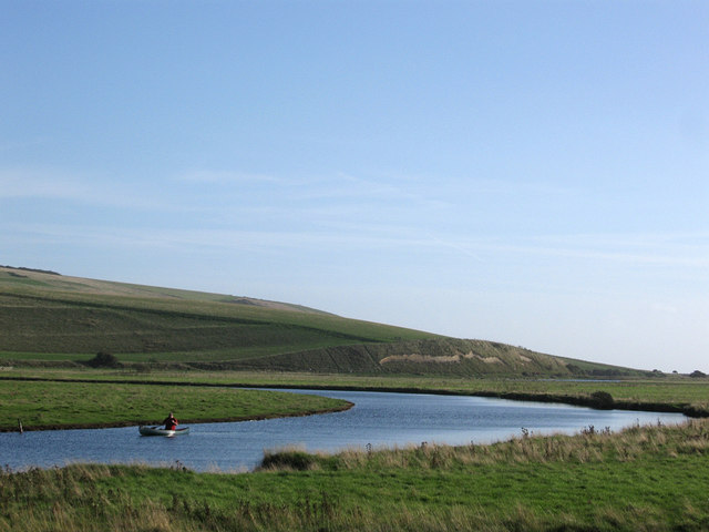 Old Course of the Cuckmere River