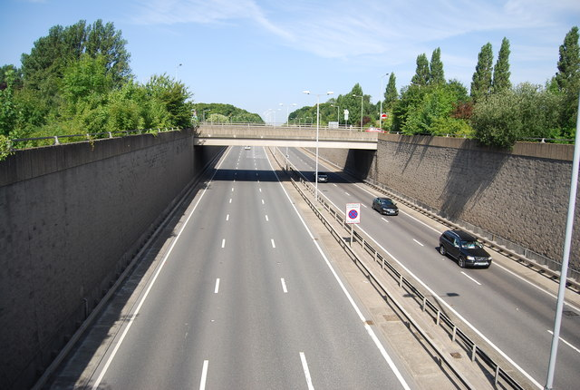 A20, Sidcup bypass