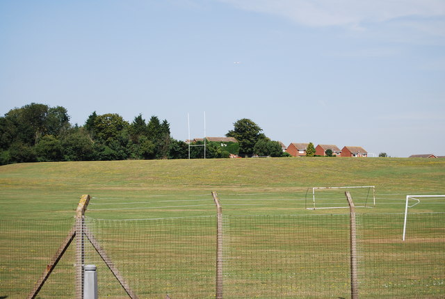 Christ The King, St Mary's Sixth Form College playing fields