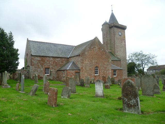 Greenlaw Parish Kirk