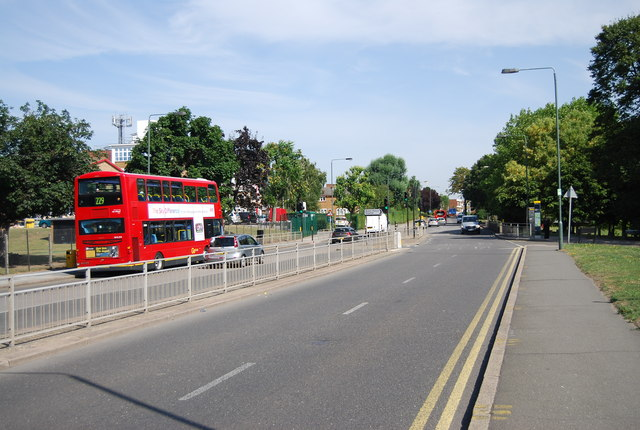 A222, Sidcup