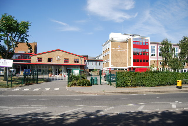 Christ The King, St Mary's Sixth Form College