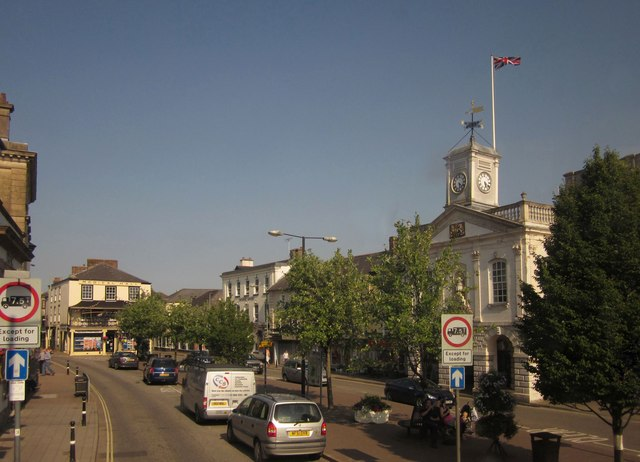 Broad Street, South Molton