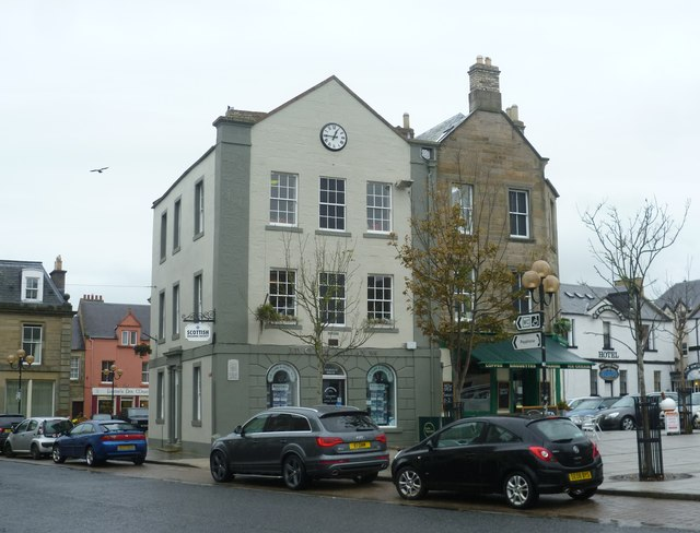 Old Town House, Market Square