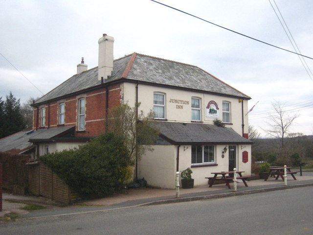 The Junction Inn at Halwill Junction