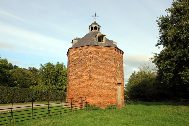 Dovecote at Erddig Hall