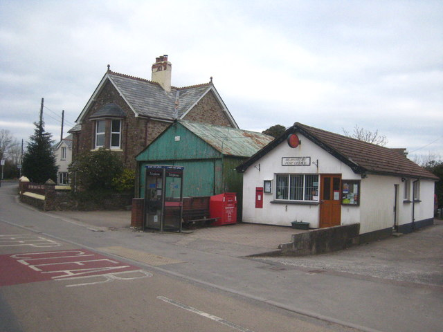 Beaworthy Post Office