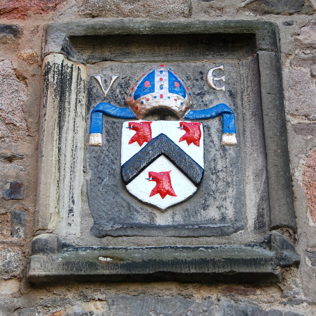 King's College heraldry