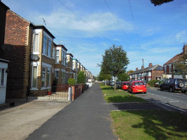Inglemire Avenue, Hull