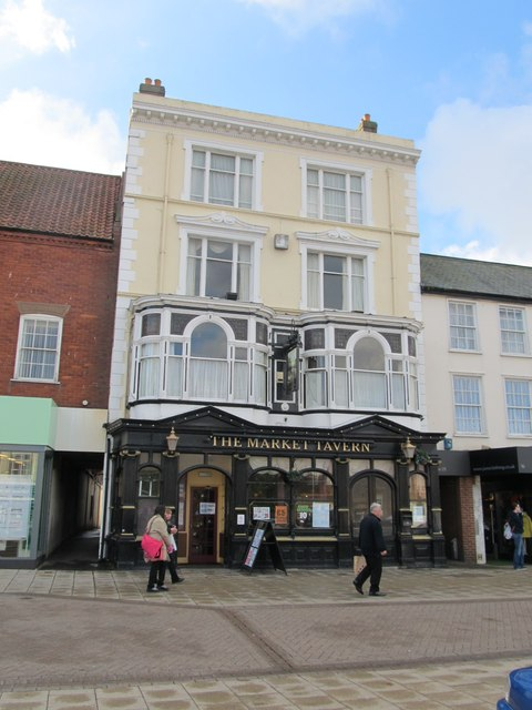 The Market Tavern, Great Yarmouth