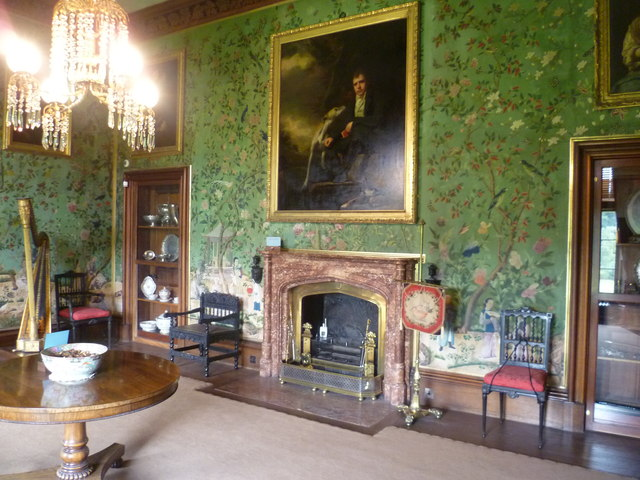 Drawing Room at Abbotsford