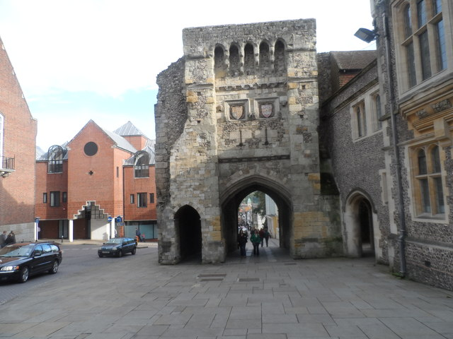 West Gate, Winchester