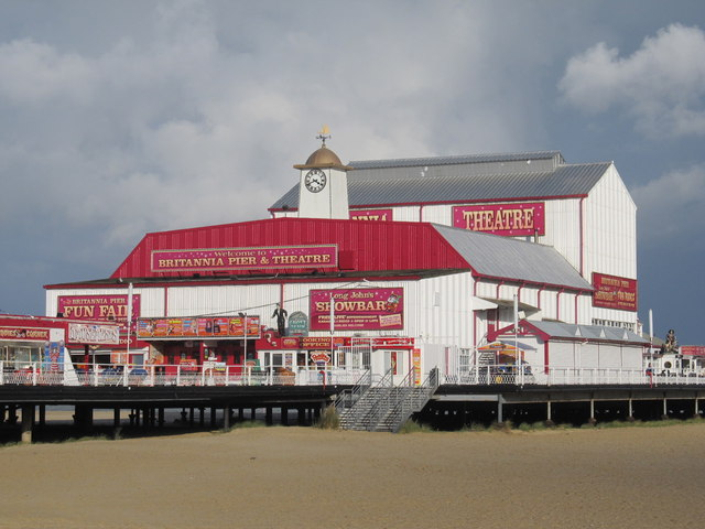 Britannia Pier Theatre Great Yarmouth