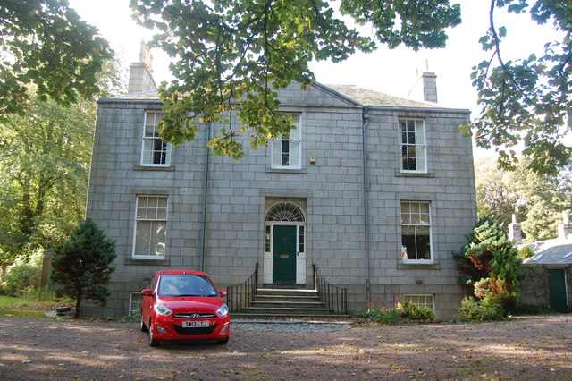 8 The Chanonry, Old Aberdeen
