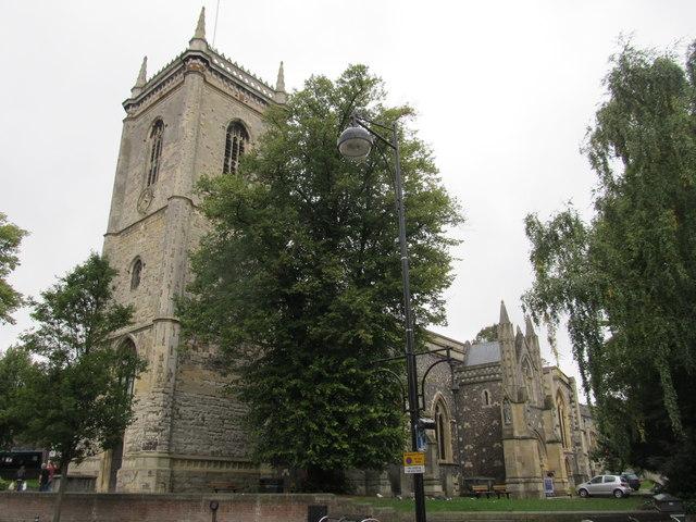All Saints Church, High Wycombe