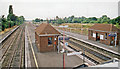 TQ0379 : Iver station, 1999 by Ben Brooksbank