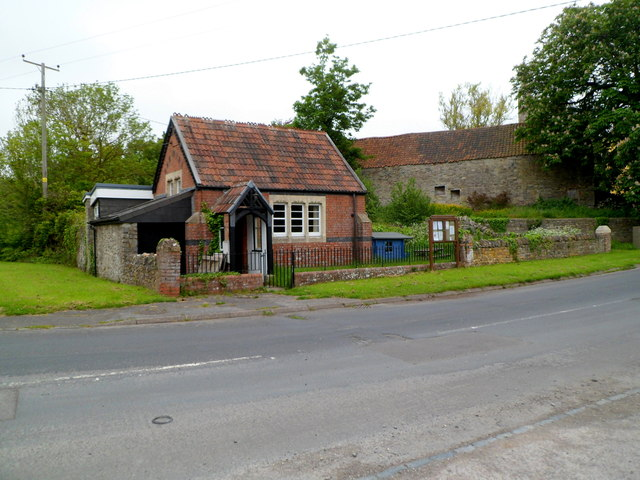 Aust village hall