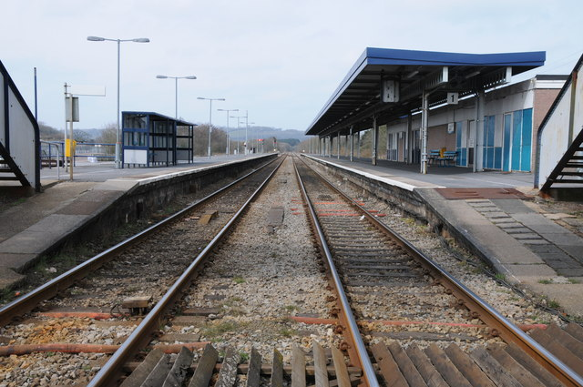 Whitland Station