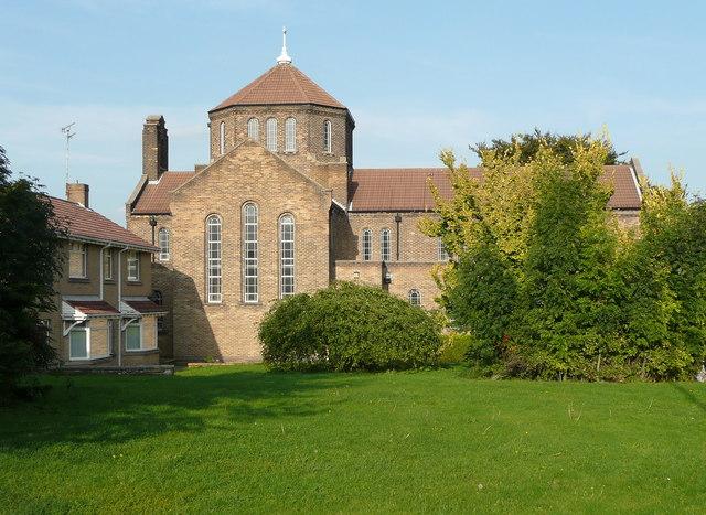 St Clare's Catholic Church