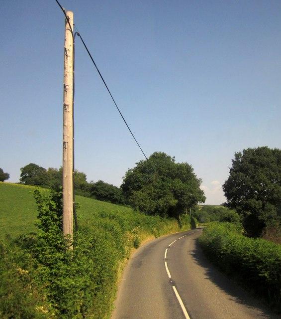 B3137 near Northern Copse