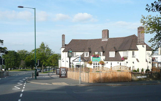 The Oddfellows Arms, Greengates