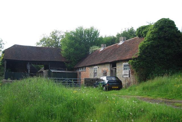 Barns, Smockham Farm