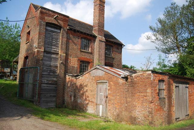 Out buildings, Smockham Farm
