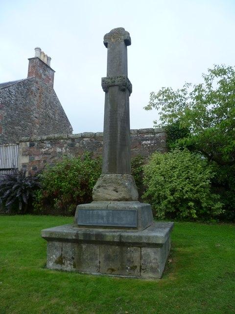 Bowden War Memorial