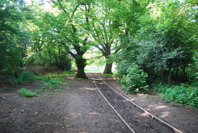 Footpath, St John's Recreation Ground