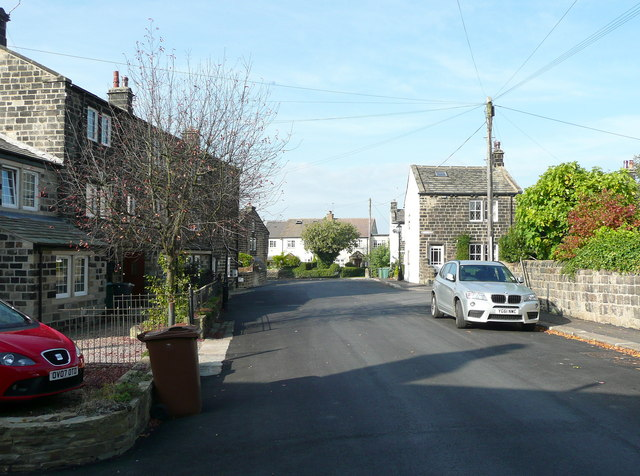 London Lane, Rawdon