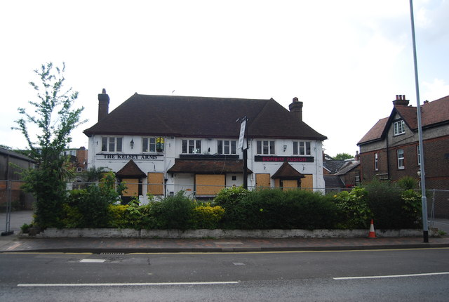 The Kelsey Arms (closed)