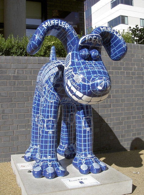 'Gromit-O-Matic'