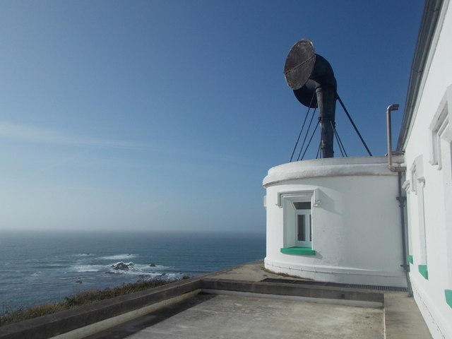 The Lizard: lighthouse fog horns