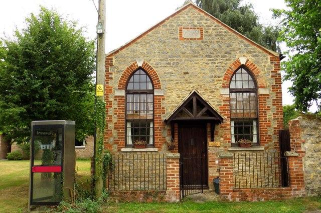 The Old Methodist Chapel on Cow Lane