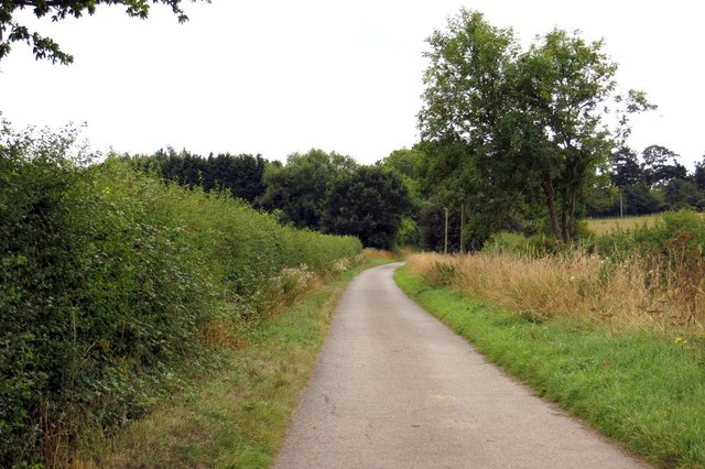 Tuck's Lane to Longworth