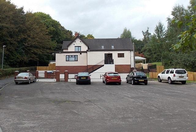 The Usk Vale bar and restaurant, Malpas, Newport