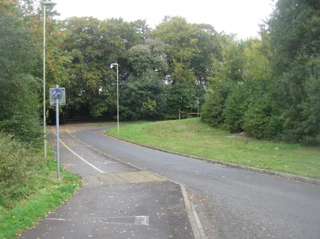 Access to Beggarwood Park