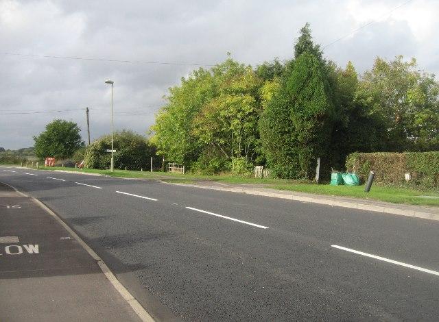 Western edge of Basingstoke (2013)