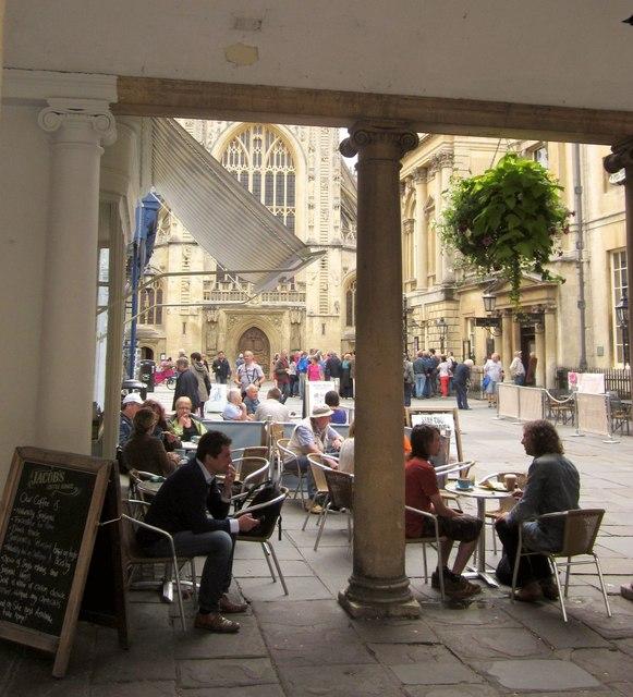 Cafe in Bath