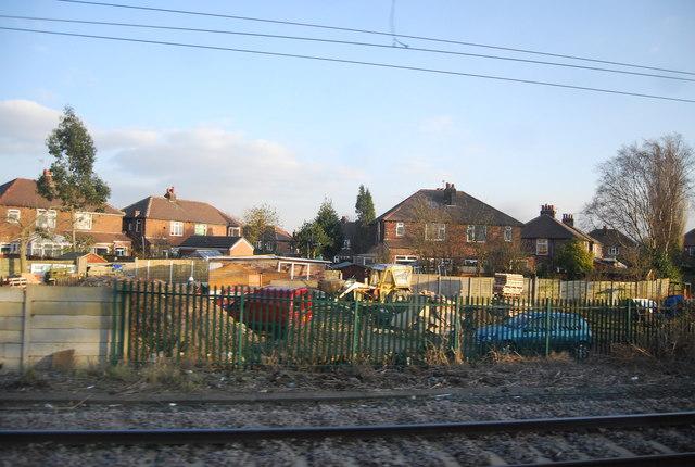 Houses, Adswood