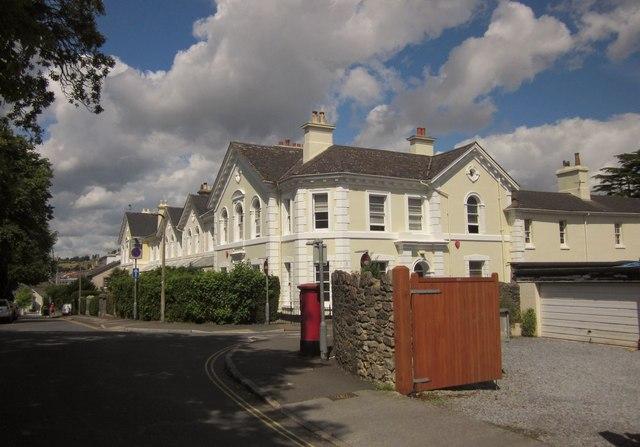 Terrace in Newton Abbot