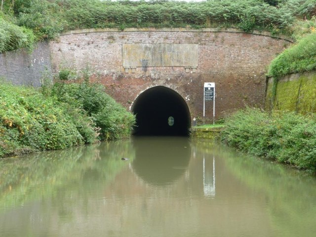 Bruce Tunnel, Kennet & Avon canal