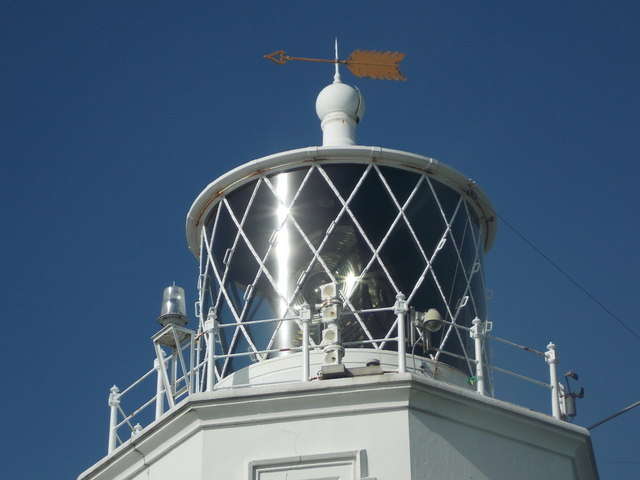 The Lizard: lighthouse close-up