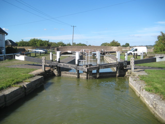 Grand Union Canal: Lock Number 31: Horton Lock
