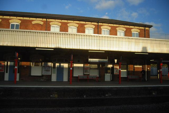 Stockport Station