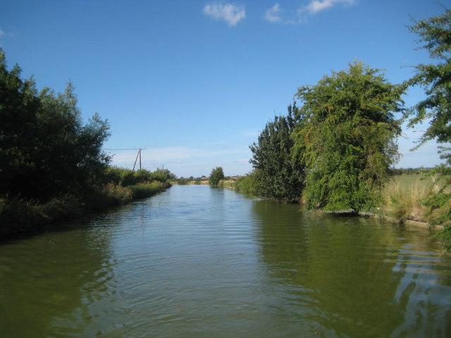 Grand Union Canal: Reach near Horton