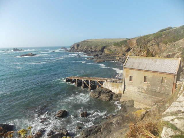 The Lizard: the old lifeboat station